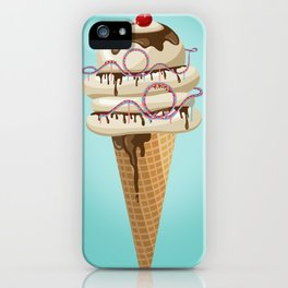 Ice Scream iPhone Case