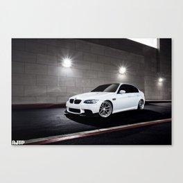 E90 M3 Canvas Print