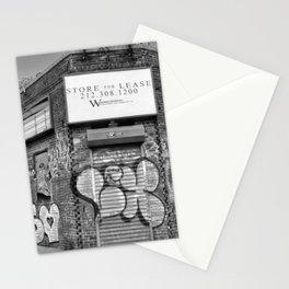 Store For Lease Stationery Cards
