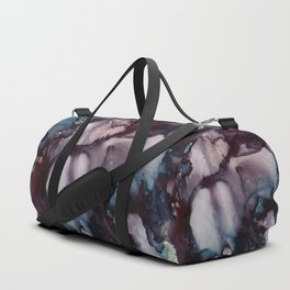 Vivid Abstract Duffle Bag