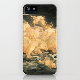 Hunter's Call iPhone Case