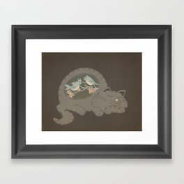 Sweet Dreams Framed Art Print