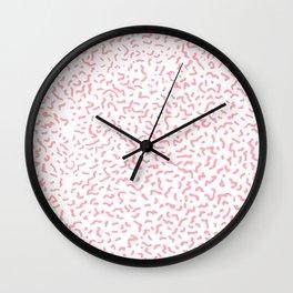Nature trace #2 Wall Clock