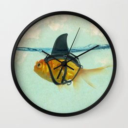 BRILLIANT DISGUISE 03 Wall Clock