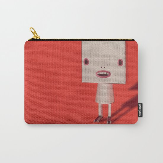 I'm not a bag! Carry-All Pouch