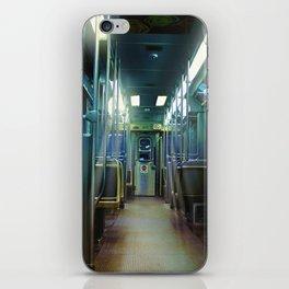Ghost Train iPhone Skin