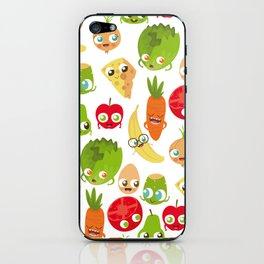 Food iPhone Skin