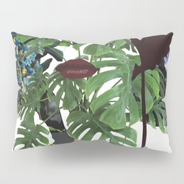 Tropical breath Pillow Sham
