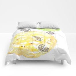 Scandi Micron Art Design | 170412 Telomeres Healing 18 Comforters