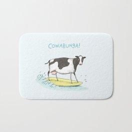 Cowabunga! Bath Mat