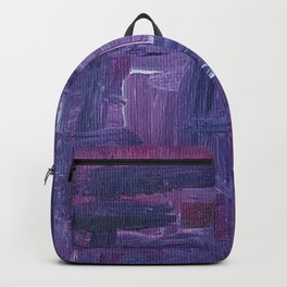 Violet Wow Backpack