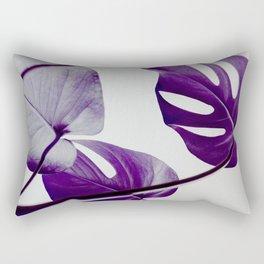 botanical vibes III Rectangular Pillow