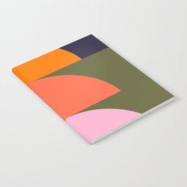 Spring- Pantone Warm color 03 Notebook