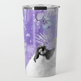 Sugarplum Pitbull Travel Mug