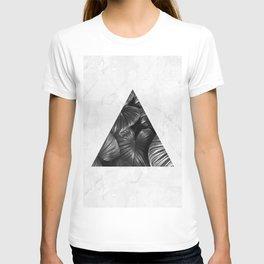Botanical and geometric II T-shirt
