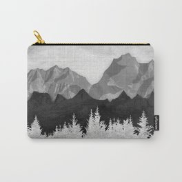 Layered Landscapes Carry-All Pouch