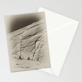 Yosemite Half Dome Hikers Stationery Cards