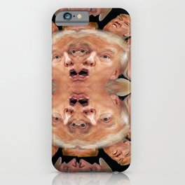 Political Toxic Waste iPhone Case