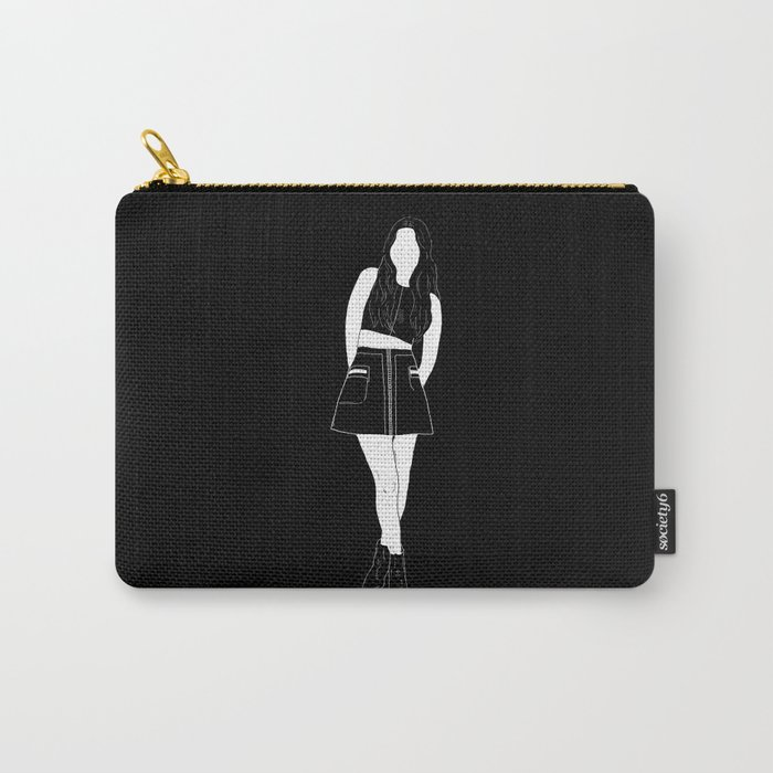 Honey & I Carry-All Pouch