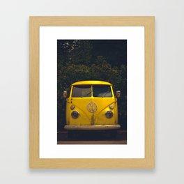 Adventuremobile Framed Art Print