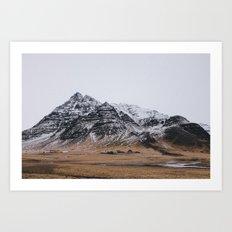 ICELAND XIII Art Print