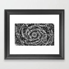 Night Vision (Still Frame 4) Framed Art Print