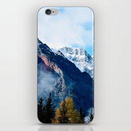 Mount iPhone Skin