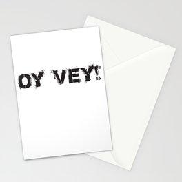 Oy Vey  Stationery Cards