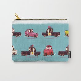 Car Chase Carry-All Pouch