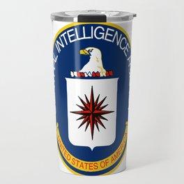 CIA Logo Travel Mug