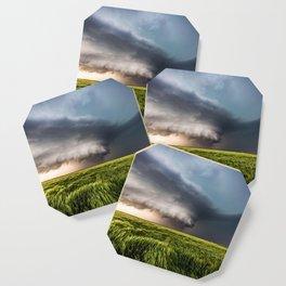 Leoti's Masterpiece - Incredible Storm in Western Kansas Coaster