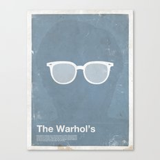 Framework - The Warhol's Canvas Print