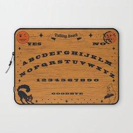 Vintage Talking Board Laptop Sleeve