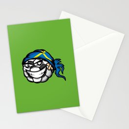Football - Sweden Stationery Cards