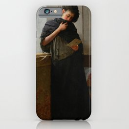 Longing (Saudade) by Almeida Junior iPhone Case