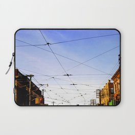 Queen Street Grid Laptop Sleeve
