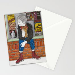 Little Skinhead Stationery Cards