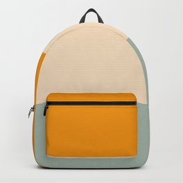 Heracles - Minimal Summer Retro Stripes Backpack