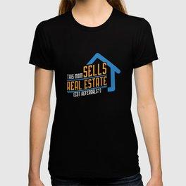 Broker - This Mom Sells Real Estate T-shirt