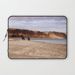 Riders on the Shore Laptop Sleeve