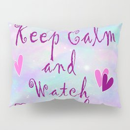 Bratayley Keep Calm Pillow Sham