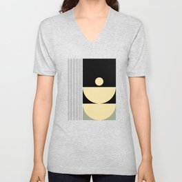 Contemporary 57 Unisex V-Neck