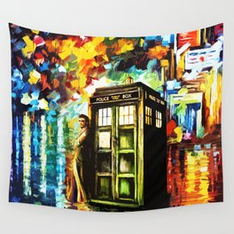 Time Lord Wall Tapestry