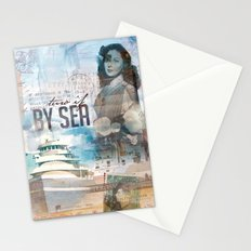 By Sea Stationery Cards