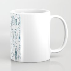 Crowd Pattern Mug
