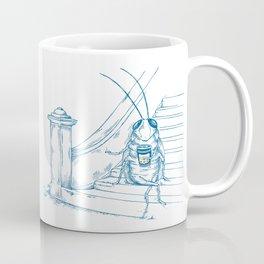 Cup O' Coffee NYC Style_cockroach Coffee Mug