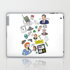 The X-Files Laptop & iPad Skin