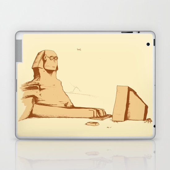 sphinx Laptop & iPad Skin