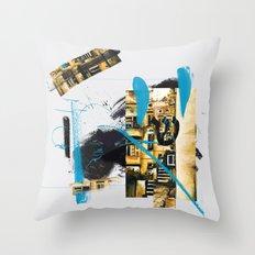 TLV Throw Pillow