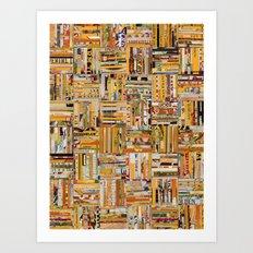 Mit Hopfen (With Hops) Art Print